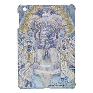 Ganesha Wealth Blessing iPad Mini Cover