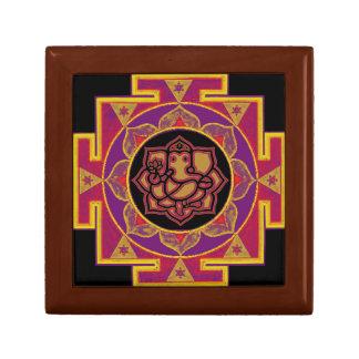 Ganesha Yantra giftbox Jewelry Box