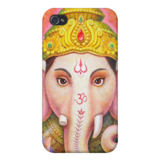 Ganesha's Blessings Case For iPhone 4