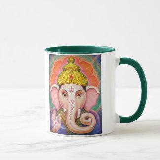 Ganesha's Blessings Mug
