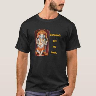 Ganesha's Got My Back T-Shirt
