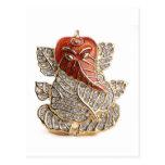 GANESHJI DIAMOND DESIGNS POST CARDS