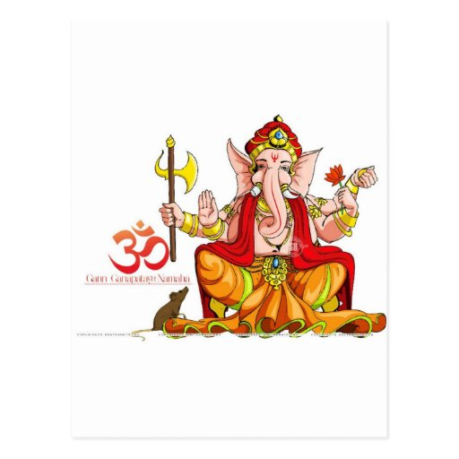 Ganeshji Postales