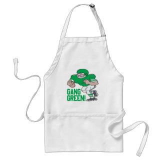 Gang Green Apron