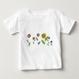 Gang-o-Flowers Baby T-Shirt