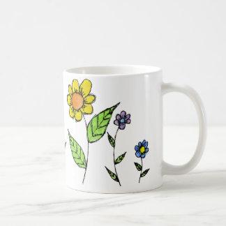 Gang-o-Flowers Coffee Mug