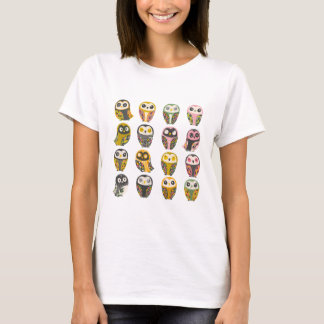 Gang of owls T-Shirt