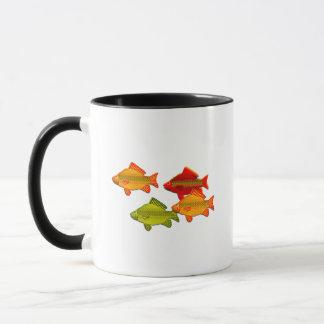 Gang of Rainbow Fish Mug