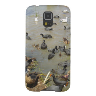 Gang of Water Fowl Case For Galaxy S5