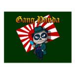 Gang Panda はがき