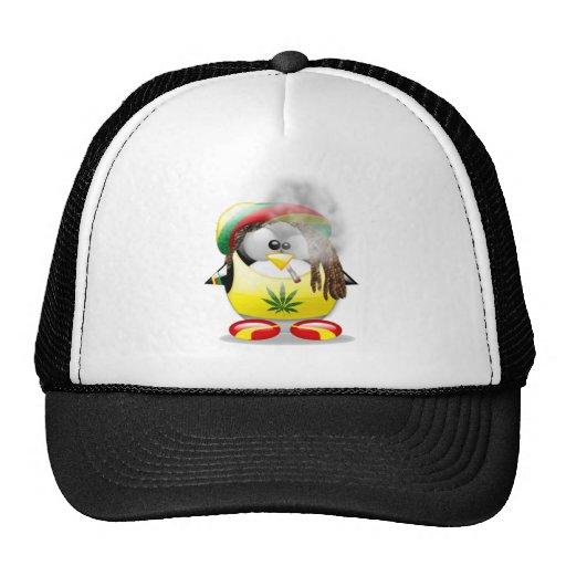Ganga Tux Trucker Hat