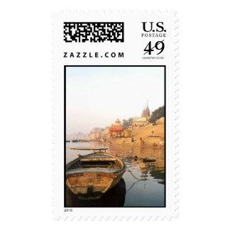 Ganges Postage Stamp