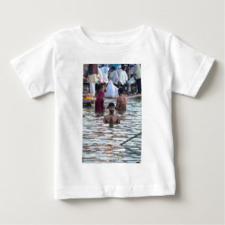 Ganges River 2 Baby T-Shirt
