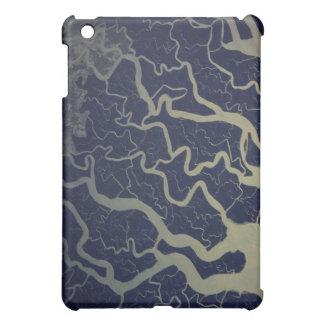 Ganges River Delta Satelite Image Cover For The iPad Mini