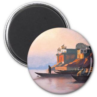 GangesDawn Imán Redondo 5 Cm
