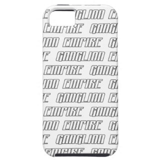 GANGLION PLAIN White Swag iPhone SE/5/5s Case