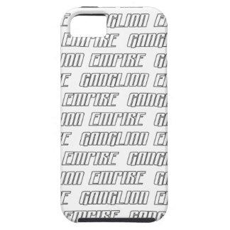 GANGLION PLAIN White Swag iPhone SE/5/5s Case