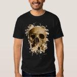 Gangs Skull - brownish T-shirt