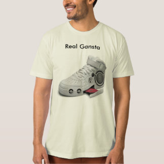 gangsta_gadget, Real Gansta T Shirt