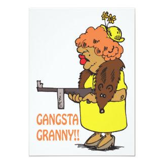 Gangsta Granny Card
