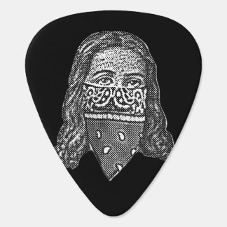 Gangsta Jesus Guitar Pick
