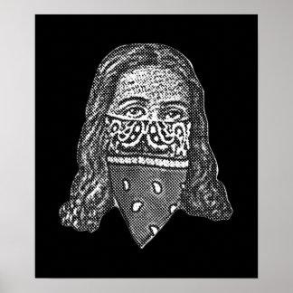 Gangsta Jesus Poster