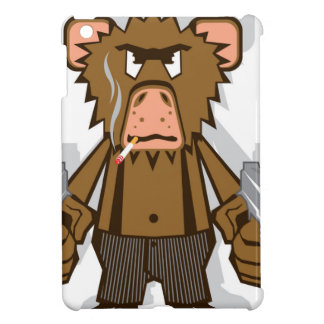 Gangsta Monkey iPad Mini Case