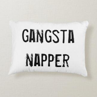 Gangsta napper pillow