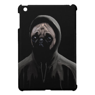 Gangsta pug iPad mini cases