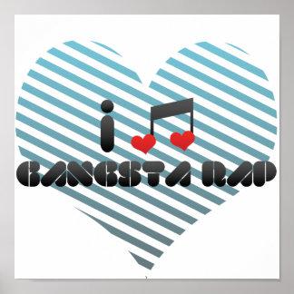 Gangsta Rap Posters