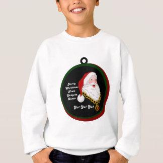 Gangsta Santa Children's Sweatshirt