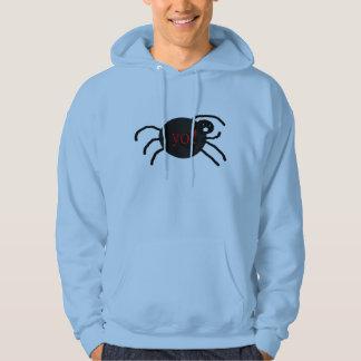 gangsta spider hoodie