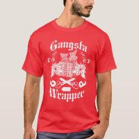 Gangsta Wrapper - Mens' Funny Christmas Shirt