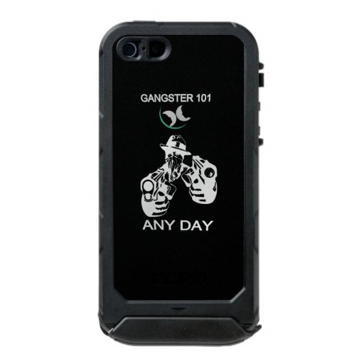 GANGSTER 101 WATERPROOF CASE FOR iPhone SE/5/5s