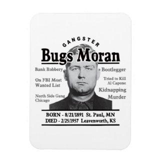 Gangster Bugs Moran Flexible Magnets