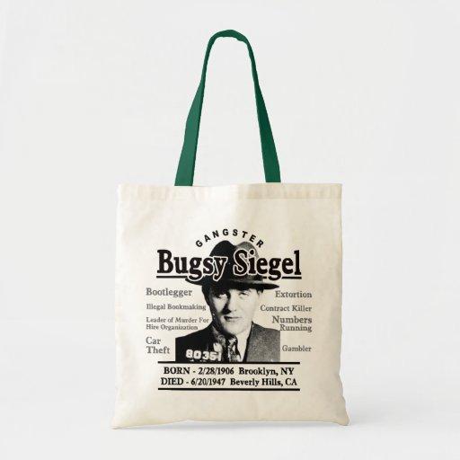 Gangster Bugsy Siegel Bags