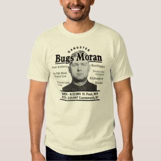 Gángster Bugsy Siegel Camisas