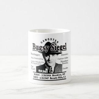 Gangster Bugsy Siegel Coffee Mug