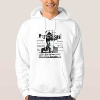 Gángster Bugsy Siegel Suéter Con Capucha