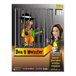 Gángster de Don O Postales