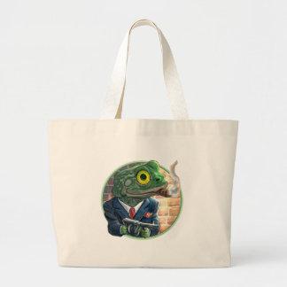 Gangster Frog Bag