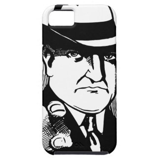 Gángster iPhone 5 Fundas