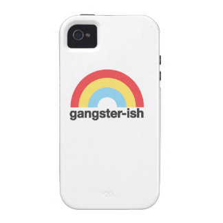 Gangster-ish iPhone 4 Covers