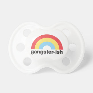 Gangster-ish Pacifier