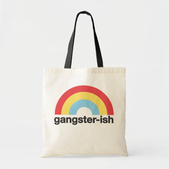Gangster-ish Tote Bag