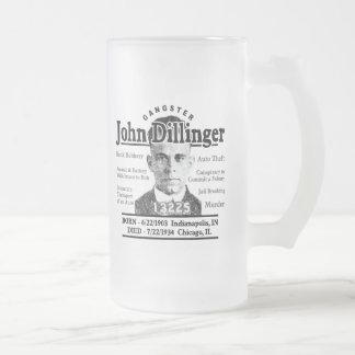 Gangster John Dillinger Coffee Mugs
