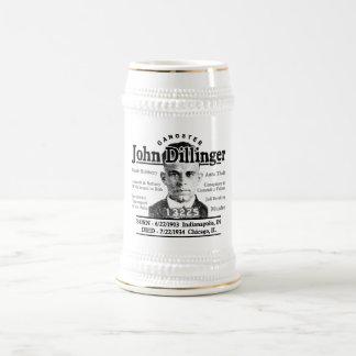 Gangster John Dillinger Mug