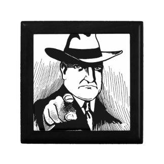 Gangster Keepsake Box