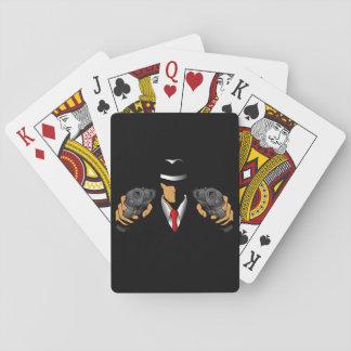 Gangster Card Deck