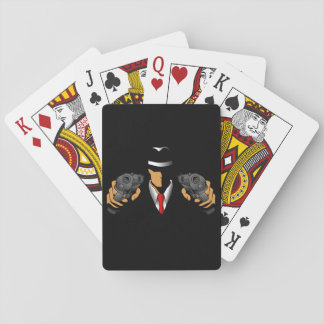 Gangster Playing Cards